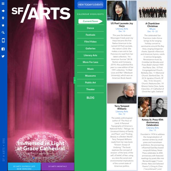 San Francisco Arts Monthly