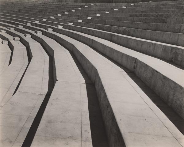 Tina Modotti, Stadium, Mexico City, c. 1927
