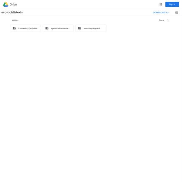 ecosocialistexts - Google Drive