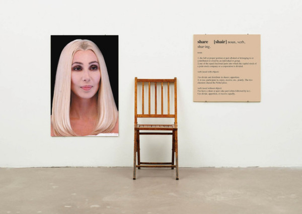 Cher, Chair, Share