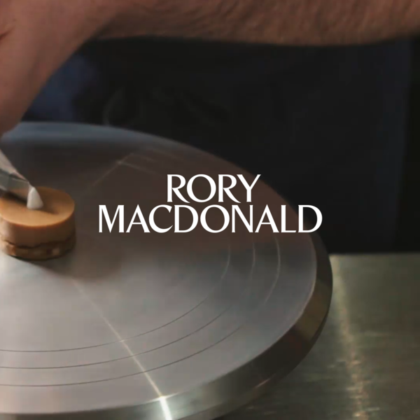 Chef Rory Macdonald