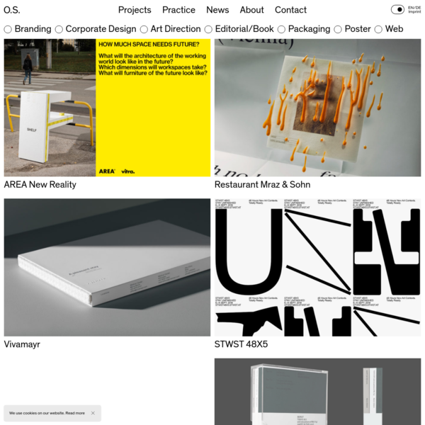 OrtnerSchinko - Design, Art Direction