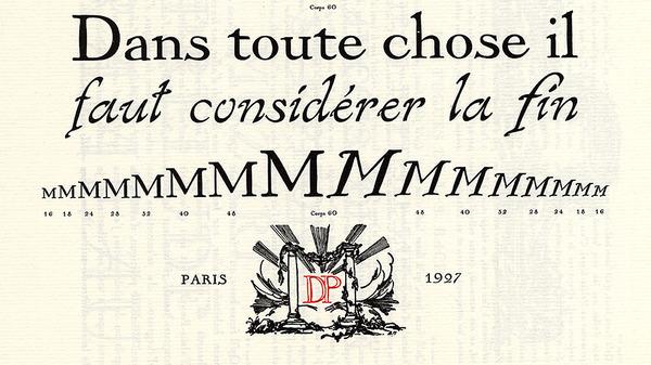 Bernard Naudin — Le Caractère Français