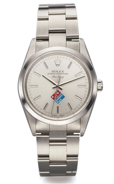 Rolex Air-King Domino's