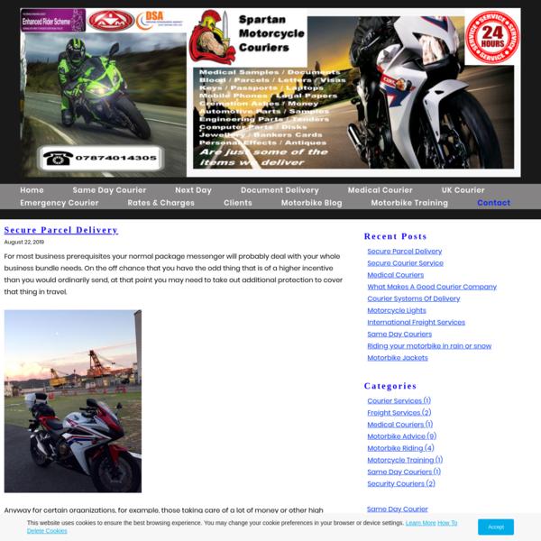 Motorcycle Blog