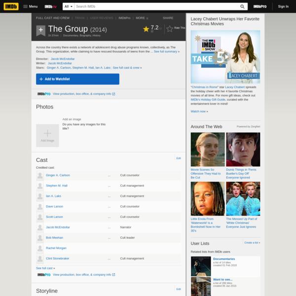 The Group (2014) - IMDb