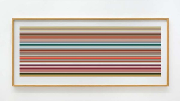[LINES] Gerhard Richter – 923-23 Strip