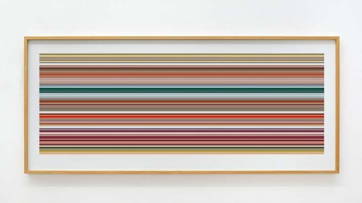 [LINES] Gerhard Richter – 923-23 Strip
