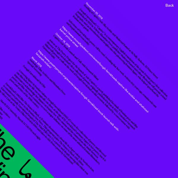News - Rhombus Press