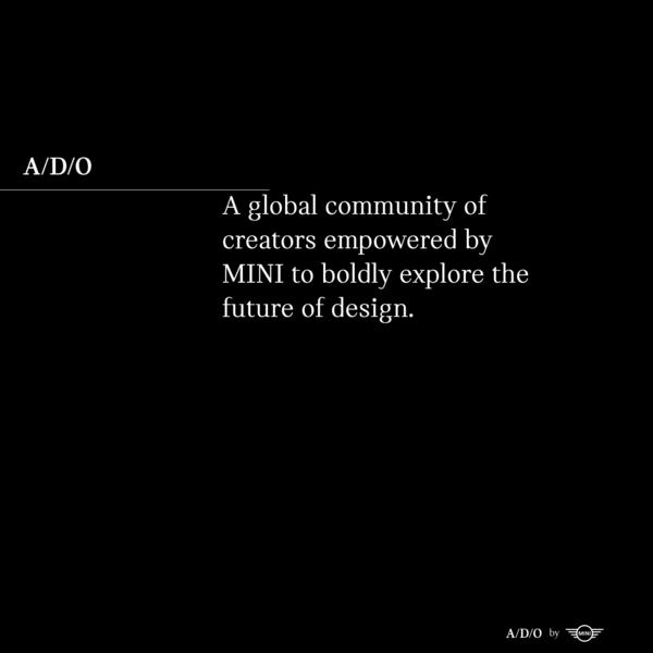 A/D/O by MINI | Homepage
