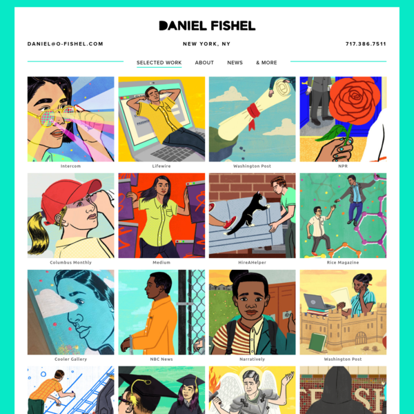 Daniel Fishel