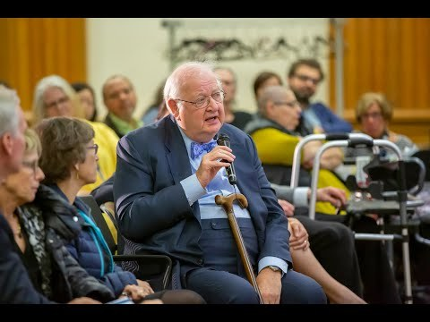 2019 Tanner Lecture by Angus Deaton: 'Deaths of Despair and the Future of Capitalism'