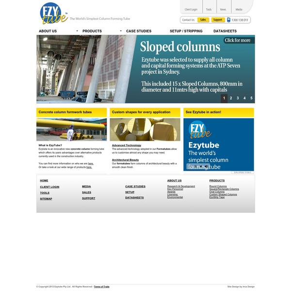 Ezytube | Concrete Columns | Formatube | Architectural Columns