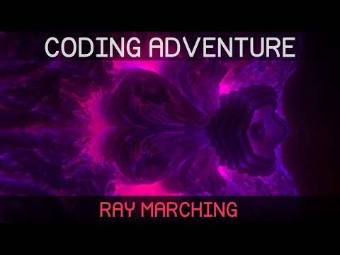 Coding Adventure: Ray Marching
