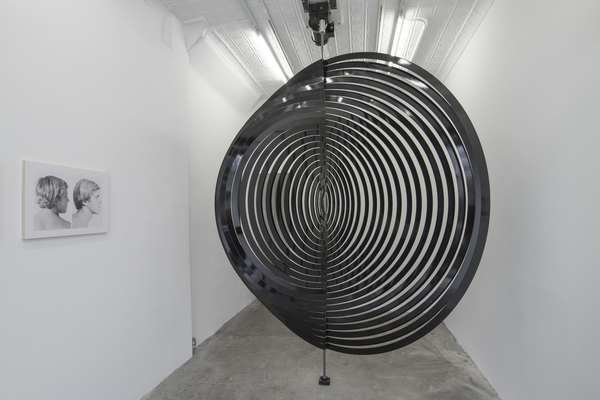 Glen Fogel, Something (black), 2013