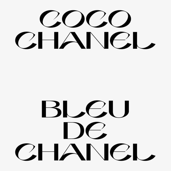 Weekend crap Testing some new letters #chanel - - - - #type #typographic #lettering #character #swisstype #typography #goodt...