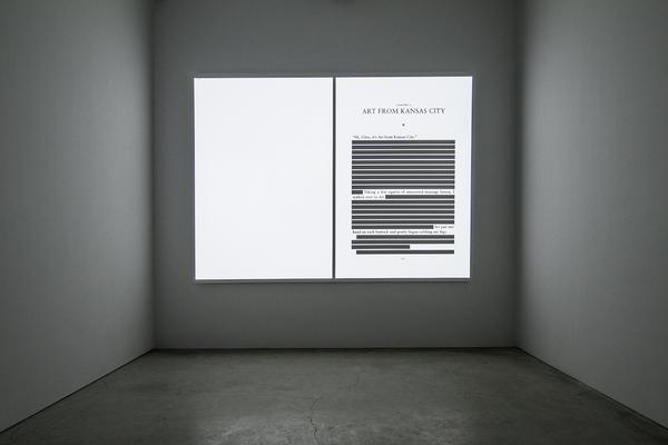 Glen Fogel, Art from Kansas City, 2009