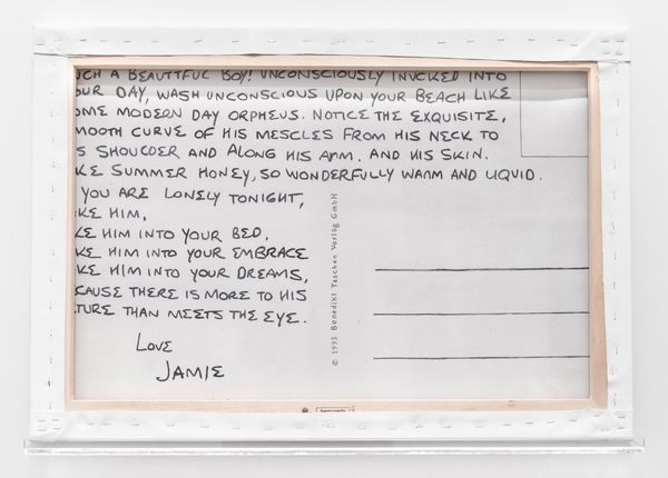 From Jamie (P&G), 2015 (reverse)