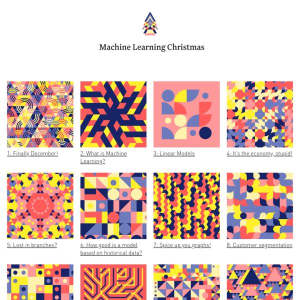 Machine Learning Christmas