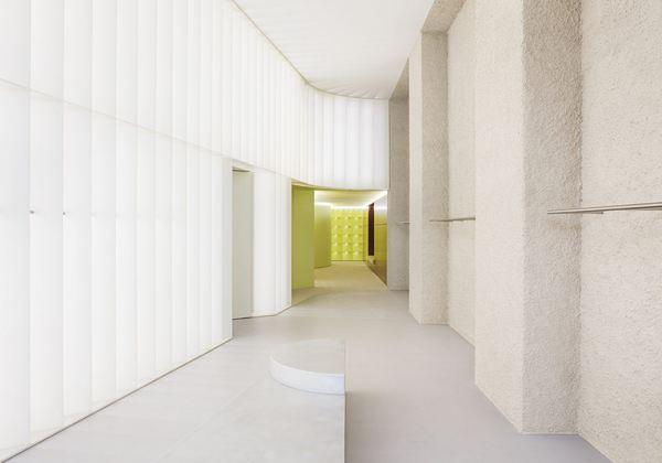 J. Lindeberg Flagship Store by Studio David Thulstrup