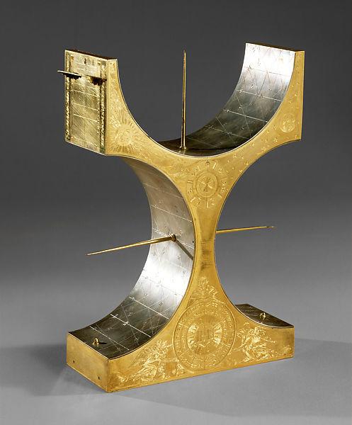 Multifaced Equatorial Sundial 1604 Wolfgang Mayr