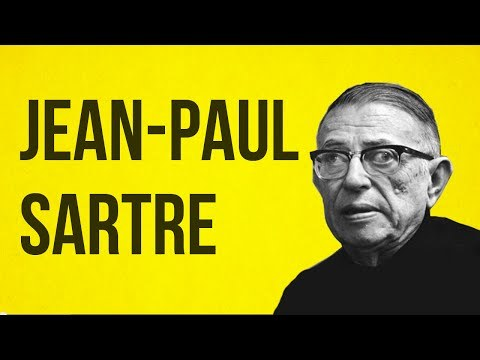 PHILOSOPHY - Sartre