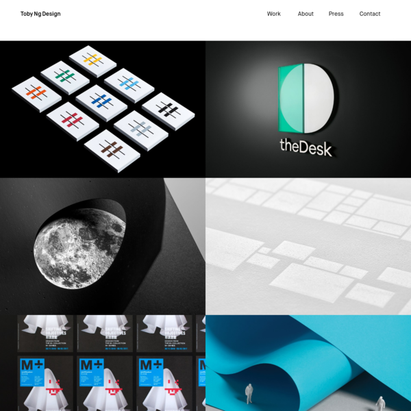 Work | Toby Ng Design