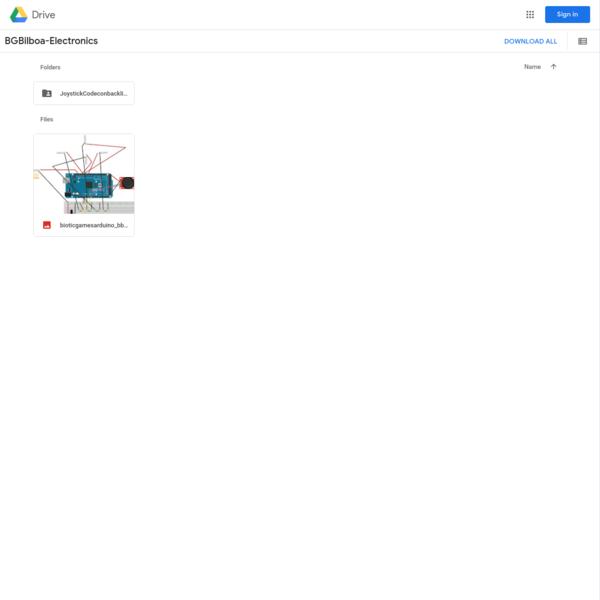 BGBilboa-Electronics - Google Drive