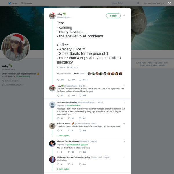 ruby🦎 on Twitter