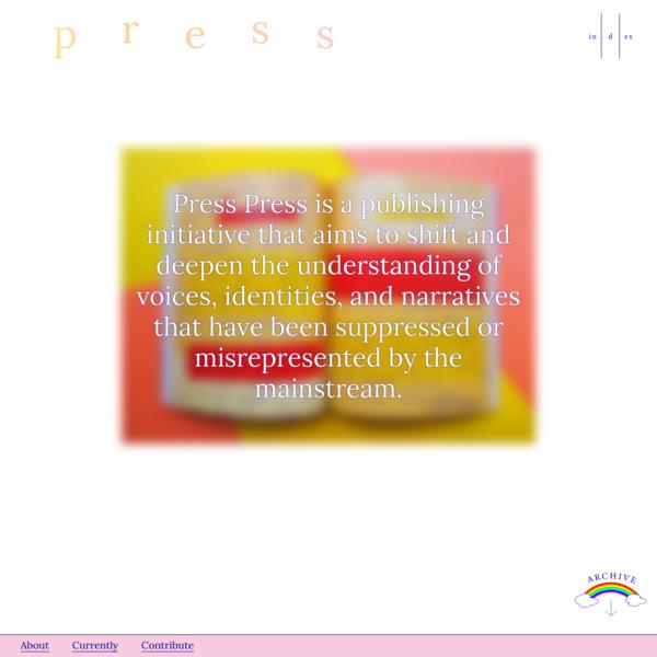 PRESS PRESS