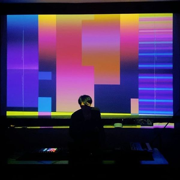 SEP 29〔Sun〕, 2019〔@02019publicvisuals 4〕@synesthesia47 Brooklyn, NY  LIVE A/V PERFORMANCE └ @toruizumida   ───────────...