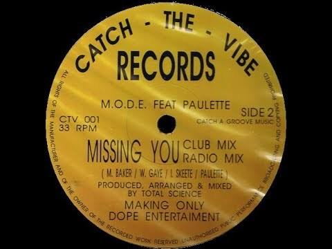 M O D E Missing You Club Mix