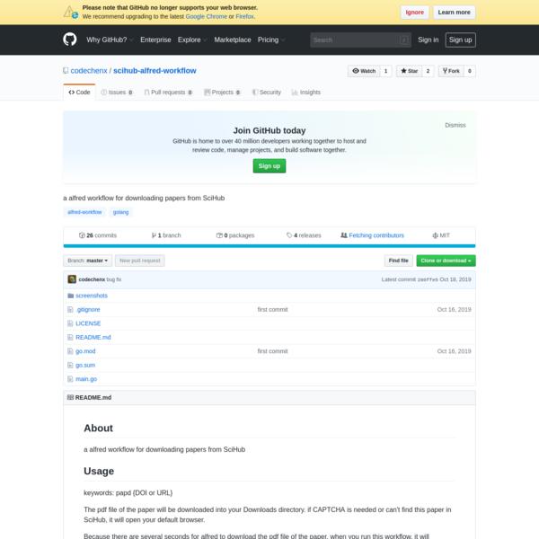 codechenx/scihub-alfred-workflow