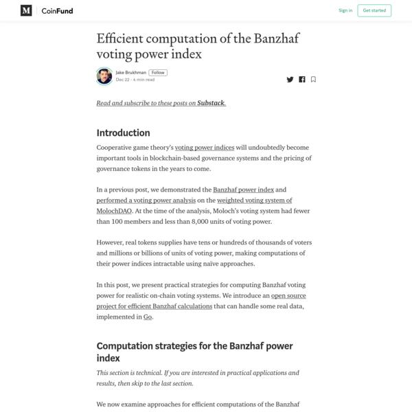 Efficient computation of the Banzhaf voting power index
