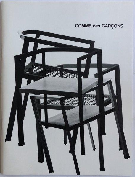 1990 | Comme de Garçons Furniture Catalogue