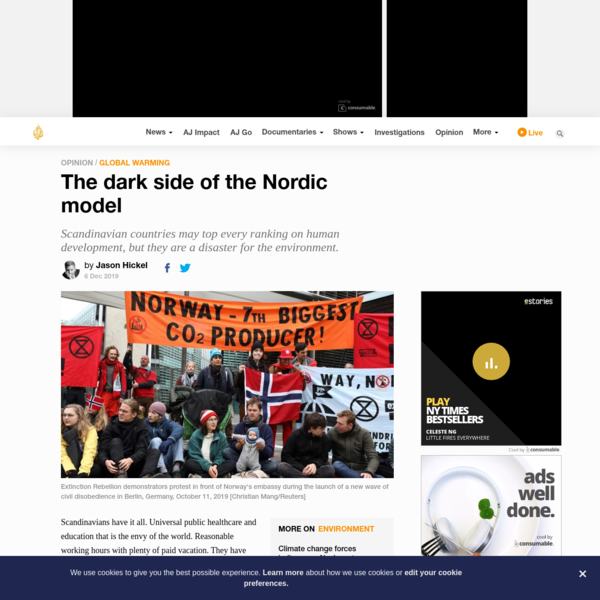 The dark side of the Nordic model