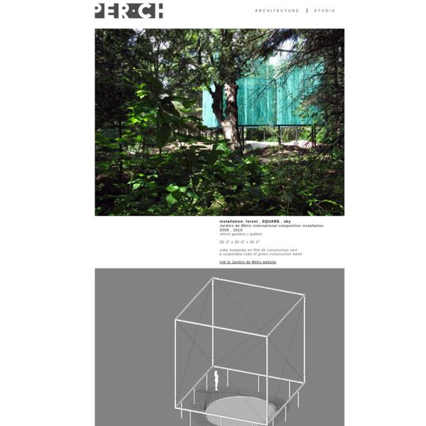studio PER.CH | metis cube