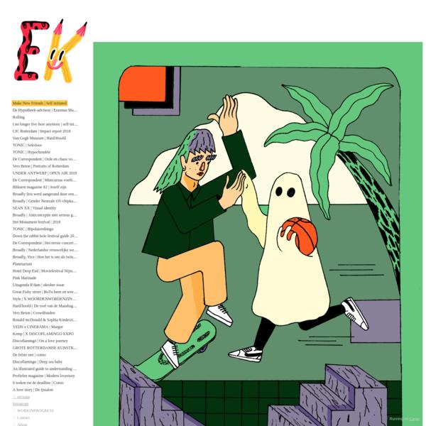 Elzeline Kooy illustration