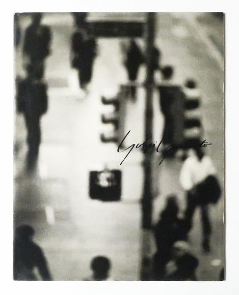 1984   A NEW YORK EN AVRIL '84 YOHJI YAMAMOTO