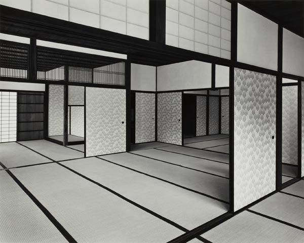 Katsura Imperial Villa photographed by Yasuhiro Ishimoto