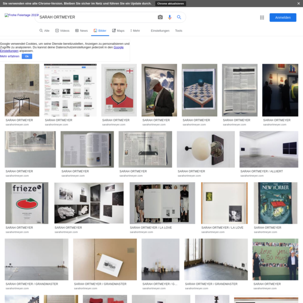 SARAH ORTMEYER - Google-Suche