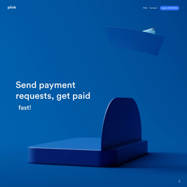 Plink - Create payment links and send them to your clients