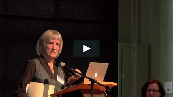 """Donna Haraway, """"Anthropocene, Capitalocene, Chthulucene: Staying with the Trouble"""", 5/9/14"""