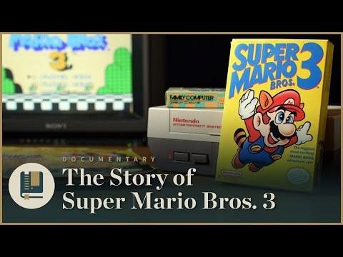 The Story of Super Mario Bros. 3 | Gaming Historian