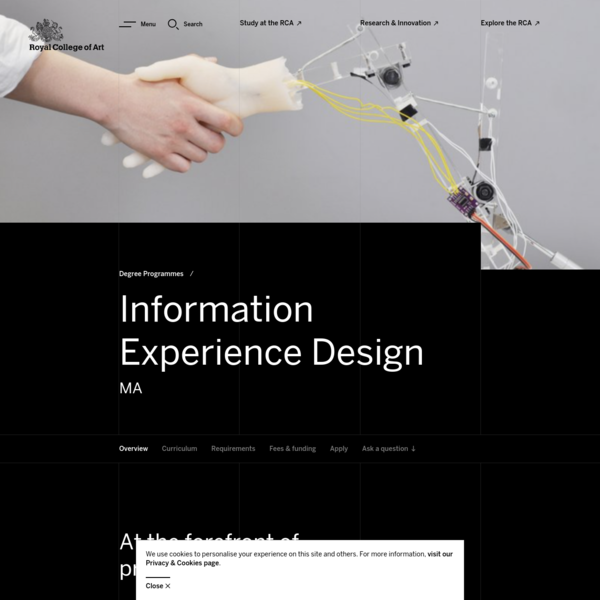 Information Experience Design