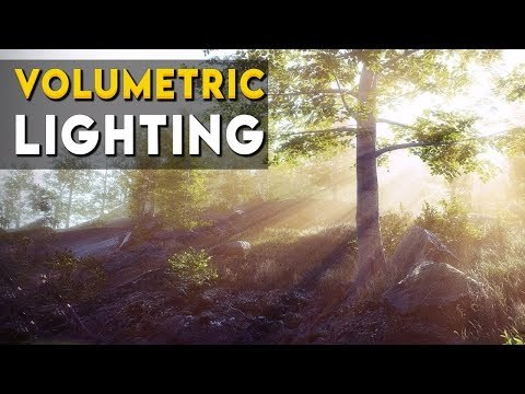 VOLUMETRIC LIGHTING in Unity HDRP