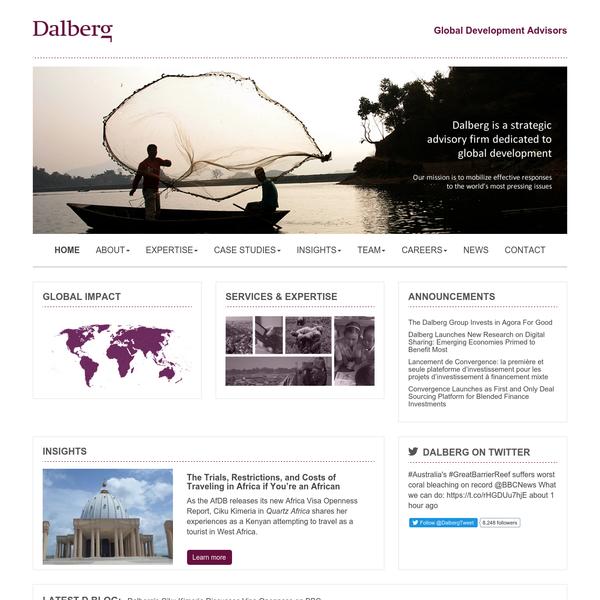 Dalberg Global Development Advisors