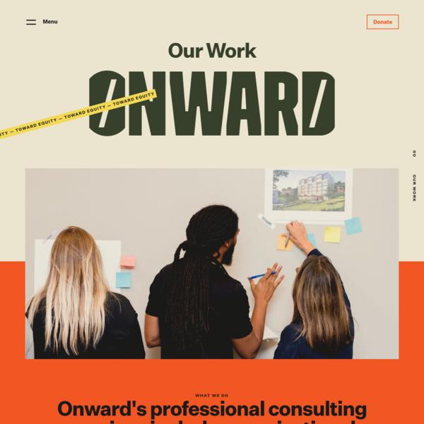 Our Work | Onward