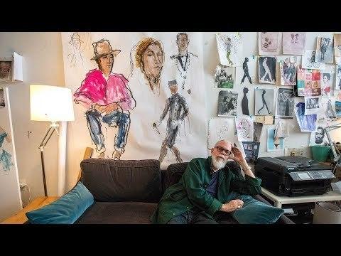 Studio Visits: Richard Haines
