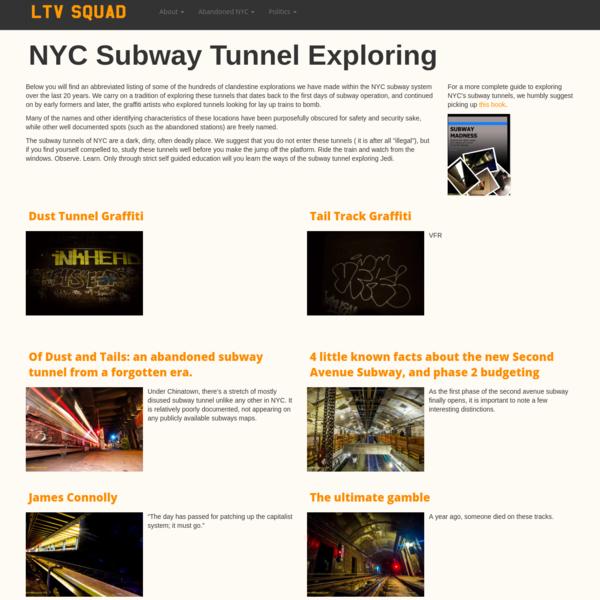 Subways - LTV Squad